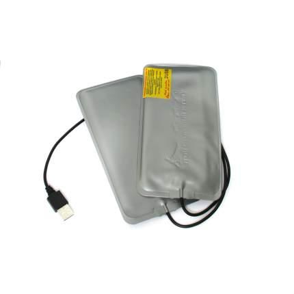 Греющий комплект Redlaika для любой одежды ГК2-USB (2 модуля, без Power Bank)