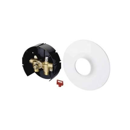 """Клапан FHV-R для двухтр Ду20 Ру6 3/4""""x3/4"""" НР для регулир темпер обр воды Danfoss 003L1000"""