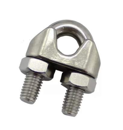 Крепление для троса DIN из нержавеющей стали Belamos 4 мм