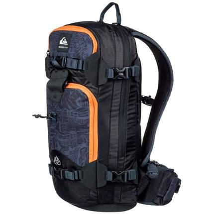 Сноубордический рюкзак Travis Rice Platinum 24L Quiksilver, черный, One Size