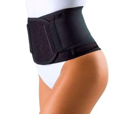 Ортопедический корсет ПК 210 цвет черный