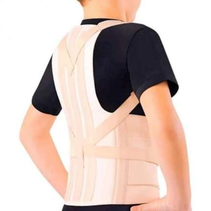 Корсет грудно-пояснично-кресцовый для взрослых КГК 110 Orto бежевый, р.S1