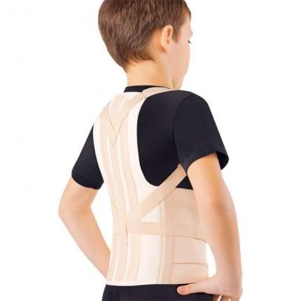 Корсет грудно-пояснично-кресцовый для детей КГК 110 дет. Orto, бежевый, S