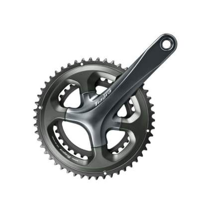 Велосипедные шатуны Shimano Tiagra 4700 50/34T EFC4700DX04 172,5 мм