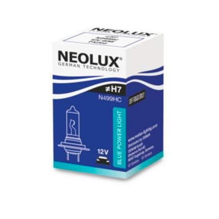 Лампа H7 12v-80w (Px26d) Blue Power Light (Коробка 1шт.) Neolux N499HC