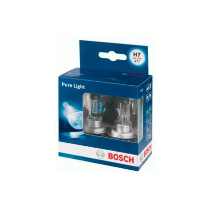 Лампа H7 55w Px26d (Коробка 2шт.) Bosch 1 987 301 406