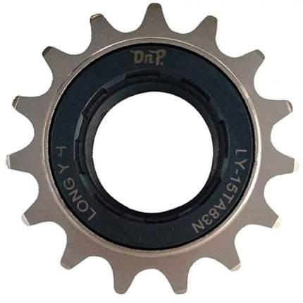 Трещотка BMX DNP LY-15TA83N, 1/2*3/32 15T,резьба M30*1.Cro-Mo,30кликов,8-шлицев