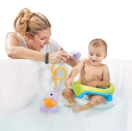 Игрушка для купания Yookidoo душ Слоненок фиолетовый