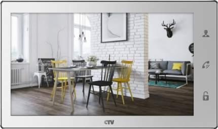 Видеодомофон CTV-М4102FHD - белый