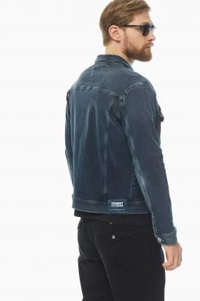Куртка мужская Tommy Jeans DM0DM07608 1BK синяя 2XL