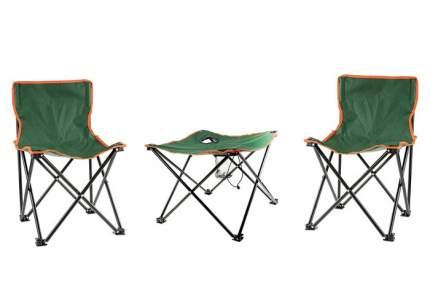 Туристический стол со стульями Onlitop 130872 зеленый