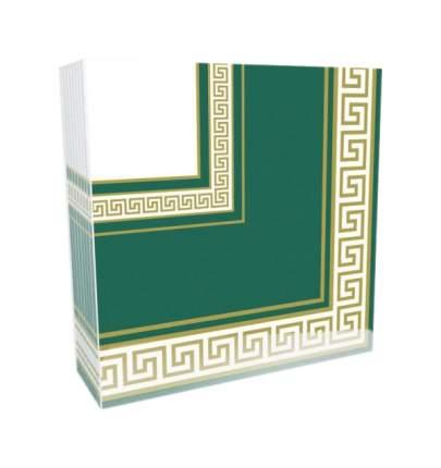Салфетка Veiro бумажные 3-х слойные с рисунком 33x33 20 шт