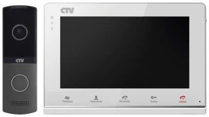 Комплект видеодомофона CTV-DP2700IP NG - Белый