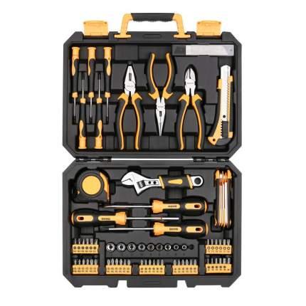 Универсальный набор инструмента в чемодане DEKO TZ82 (82 предмета) 065-0736
