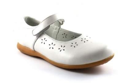 Школьные туфли для девочек 33-430-2 Sursil-Ortho белый, р.27