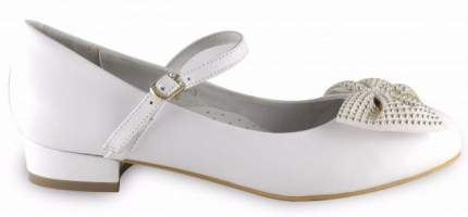 Ортопедические туфли Sursil-Ortho 33-434_M для девочек белый
