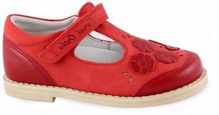 Ортопедические сандалии Sursil-Ortho 55-189_M для девочек красный