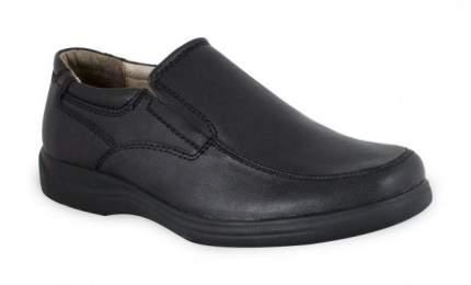 Туфли 33-317-1, сменная школьная для мальчиков Sursil-Ortho черный, р.36
