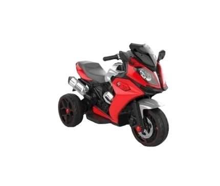 Электромотоцикл для детей Наша Игрушка красный