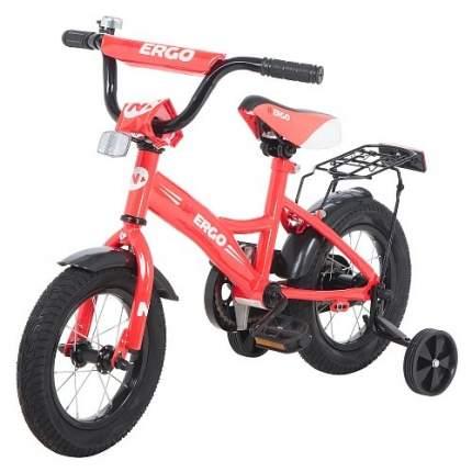 Двухколесный велосипед N.Ergo ВН12187 красный