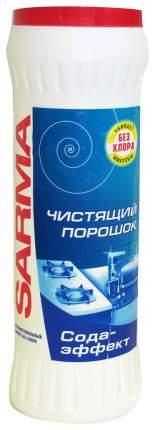 Порошок Sarma чистящий сода-эффект антибактериальный без хлора 400 г