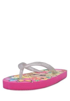 Сланцы детские Barbie, цв. розовый р.29