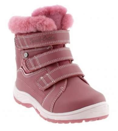 Ортопедические ботинки Sursil-Ortho А43-046 для девочек красный