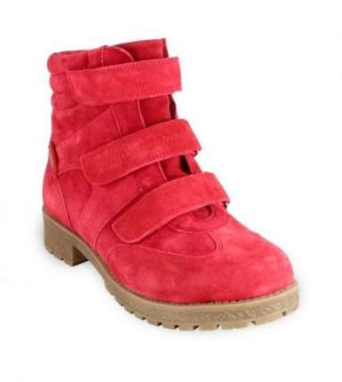 Ортопедические ботинки Sursil-Ortho А43-059-2 для девочек красный