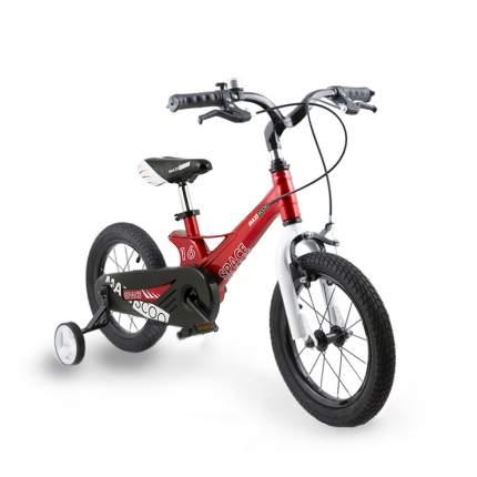 """Велосипед детский Maxiscoo Space Стандарт 16"""" красный"""