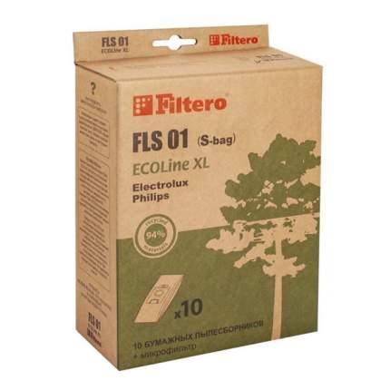 Пылесборник для пылесоса Filtero FLS 01 (S-bag) ECOLine XL 10 шт