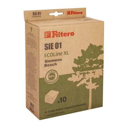 Пылесборник для пылесоса Filtero SIE 01 ECOLine XL 10 шт