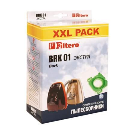 Пылесборник для пылесоса Filtero BRK 01 XXL Pack ЭКСТРА 6 шт