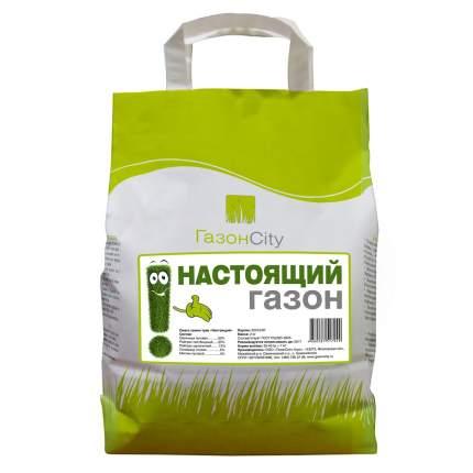 Семена газона ГазонCity Настоящий Газон 2 кг