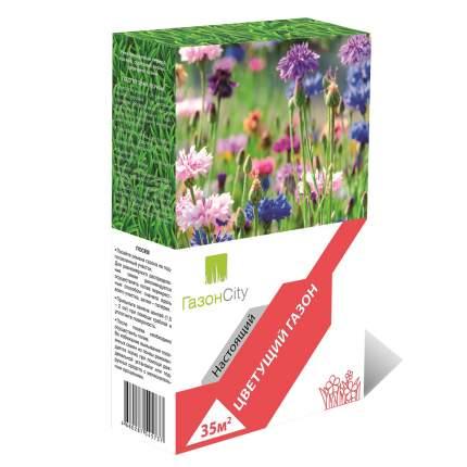 Семена газона ГазонCity Настоящий Цветущий 1 кг