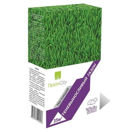 Семена газона ГазонCity Настоящий Теневыносливый 1 кг