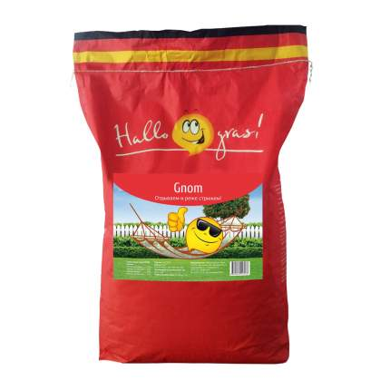 Семена газона ГазонCity Gnom Gras 10 кг