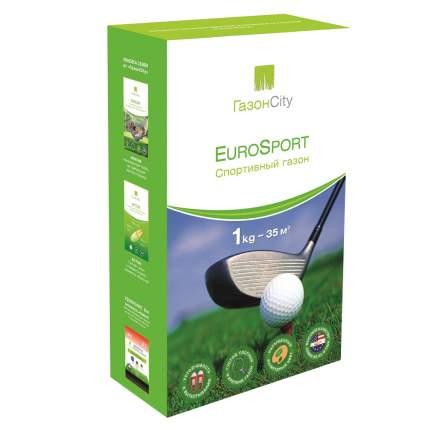 Семена газона ГазонCity Eurosport 1 кг