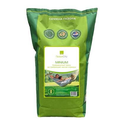 Семена газона ГазонCity Minium 7,5 кг
