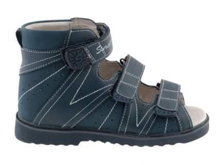 Ортопедические сандалии Sursil-Ortho 13-106 мужские синий