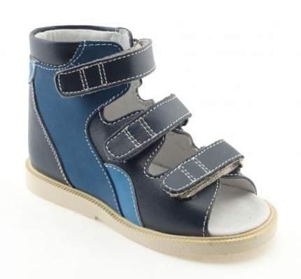 Ортопедические сандалии Sursil-Ortho AV10-024 мужские синий