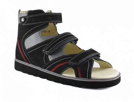 Ортопедические сандалии Sursil-Ortho 13-104-1 мужские черный