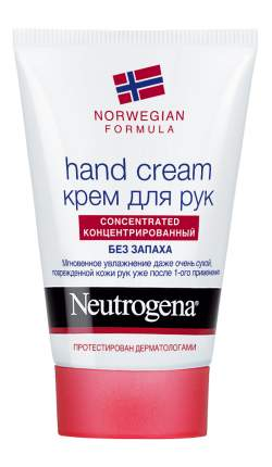 Крем для рук Neutrogena Концентрированный без запаха 50 мл