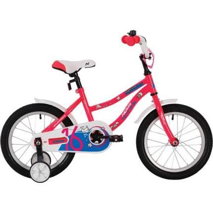 "Велосипед Novatrack Neptune розовый 14"""