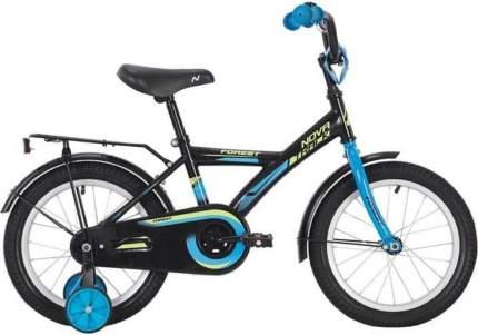 """Велосипед Novatrack Forest черный 16"""""""
