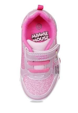 Кроссовки детские Minnie Mouse, цв.розовый р.20