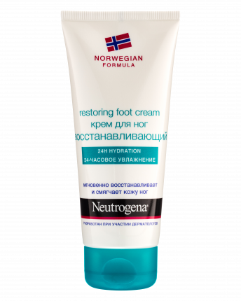 Крем для ног Neutrogena Норвежская Формула восстанавливающий 100 мл