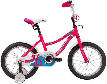 "Велосипед Novatrack Neptune розовый 16"""