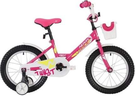 """Велосипед Novatrack Twist розовый 12"""""""