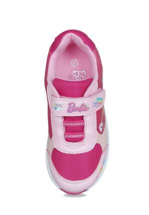 Кроссовки детские Barbie, цв.розовый р.29