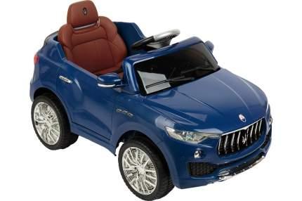 Электромобиль Weikesi Maserati Levante синий